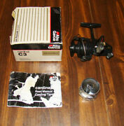 Abu Garcia Cardinal 3 Spinning Reel W/ New Spare Spool, Instruction Book And Box