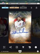 Digital Card Topps Bunt Call To The Bullpen Bob Wickman Signature Iconic
