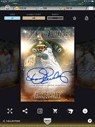 Digital Card Topps Bunt Call To The Bullpen Dennis Eckersley Signature Iconic