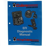 Omc King And Cobra Efi Fuel System Factory Service Manual Md Models 1994 0500597