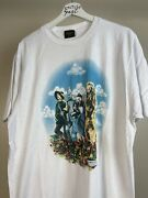 Vtg 90s Wizard Of Oz Tinman Dorothy Wicked Witch Desantis Changes Movie Shirt Xl