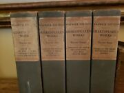 Antique Books- Shakespeare Fairy Tales Etc Late 1800s And 1900s