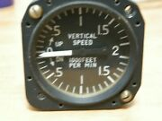 Falcon 2-1/4 Vertical Speed Indicator - 2000 Ft / Min