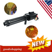 Co2 Handheld Carbon Dioxide Led Paper Gun Confetti Launcher Stage Effect-10and039 Hos