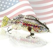 Ufish Northern Pike Lures Muskie Robotic Electronic Fishing Lure For Bass Musky