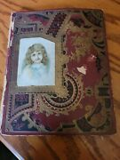 Vintage Antique Victorian Scrapbook Trade Cards See Listing For All Pictures