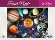 Frank In Space 250 Pieces Jigsaw Puzzles Challenging And Educational Puzzle Game