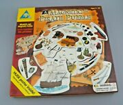 The Orb Factory Magnetic Pirate Puzzle Match Up Huge Poster Inside Ages 4-99