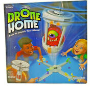 Playmonster Drone Home Game - Race To Launch Your Aliens Brand New Fast Ship