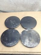 Lincoln Wheel Center Cap Hub Caps One Set Of 4 Oem Yw13-1a096-aa 2