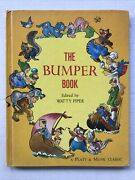 The Bumper Book By Watty Piper Hardcover A Platt And Munk Classic Vintage 1961