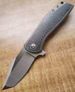 Alliance Designs Angy Baby Bear By Ray Loconico Made By Reate Knives