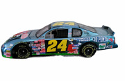 Action Tony Stewart 20 Diecast Peanuts Blue Crome Home Depot Racecars
