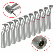 1-10dentist High Speed 15 Inner Water Spray Contra Angle Handpiece Fit