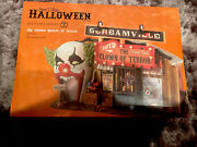 Department 56 Halloween The Clown House Of Terror 4030759 Brand New Sealed