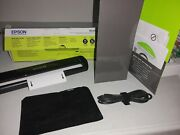 Epson Workforce Ds-30 Portable Color Scanner Open Box Never Used
