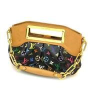 Genuine Louis Vuitton Bag Judy Pm M40258 Multicolor Discontinued Product
