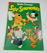 Silly Symphonies 2 1953 [3.0 Gd/vg] Cover Tape Pull / Damage Dell
