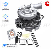 Genuine Cummins 3798328-rx Turbocharger Kit 5328154 For Isb 6.7l No Core Charge