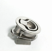 Boat Hatch Latches 2and039and039 Turning Lock 316 Stainless Steel Marine Lift Handle Deck