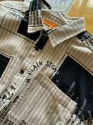 Urban Outfitters Menand039s Shortsleeve Denim Shirts Xl