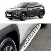 Side Step Body Kit For 2022 2023 Hyundai Tucson Nx4 North American Export Only