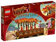 Lego Chinese New Year Dragon Dance Festival 80102 From Japan