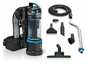 Prolux 2.0 1 Hour Battery Bagless Backpack Vacuum Cleaner