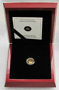 2012 Canada 5 Dollars Gold Coin 1/10 Oz .9999 Pure The Queens Diamond Jubilee