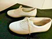 Esmotion Easy Spirit Womenand039s Shoes Size 6 Anti-gravity White Leather Upper