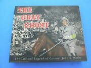 Repro Box Only -  For Civil War Gray Ghost Cap Gun And Holster Set
