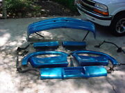 Rare 1996 Chevy S-10 Ss Stepside Body Parts And Zq8 Sway Bars