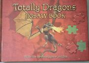 Totally Dragons Jigsaw Book. 5 Dragon Puzzles X 48 Pieces Each.