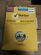 Norton 360 Multi-device 1 Year- 5 Device- Us Canada -real-time Threat Protection