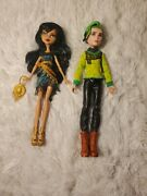 Monster High Doll Cleo De Nile And Deuce Gorgon By Mattel Lot Of 2
