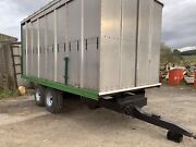 Tractor Cattle Trailer