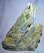 Kyanite With Iron Large Natural Crystal Specimen - Brazil