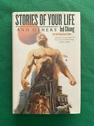 Stories Of Your Life By Ted Chiang First Edition 2002 Hardcover W/ Dj Tor Books