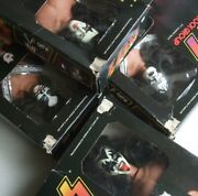 Kiss Doll Made By Mego 4-body Set Rock Band Doll Goods Toy