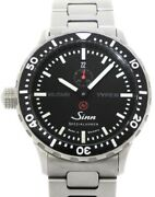 Sinn Military Type Iii 9910 Limited Edition 300 Pcs With Box And Booklet