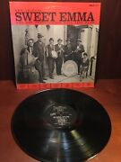 New Orleans Sweet Emma And Her Preservation Hall Jazz Band Lp Album Signed