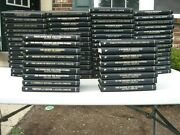 Lot 73 Agatha Christie Mystery Collection Leatherette Books Bantam Vg Cnd