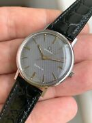1969 Vintage Omega Geneve 31mm Hand-winding Mens Watch Swiss With Papers
