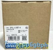 1 Pcs New In Box Omron Cp1l Series Programmable Controller Cp1l-l10dt-a