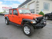 2020 Jeep Gladiator Sport S 2020 Jeep Gladiator Salvage Title Damaged Vehicle Priced To Sell Wonand039t Last