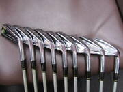 Secondhand Tax Honma Cl606 Iron 3-11 Bottles Genuine Carbon T-800-m 40 Hardness