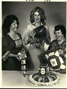 1978 Press Photo Handmade Items At The New Orleans Dental Association Benefit