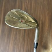 Callaway X Series Jaws 58 Degree 13 Raw Wedge Right Handed