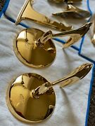 Chevrolet Chevy 1961-1962 Impala 24k Gold Plated Side Mirrors Brand New