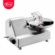 Zica Food Processor Commercial Meat Cutter Cutting Mixer Stuffing Equipment